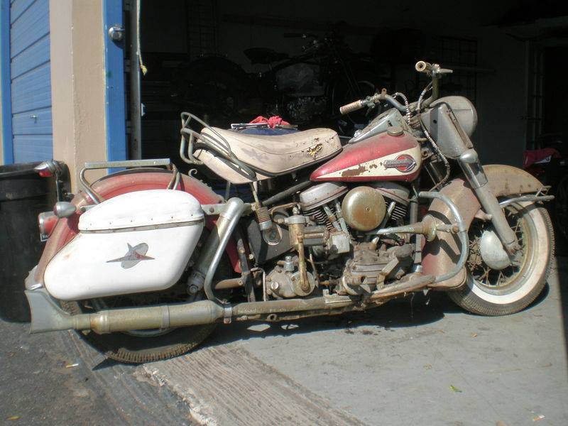 Les vieilles Harley Only (ante 84) du Forum Passion-Harley - Page 3 28056610