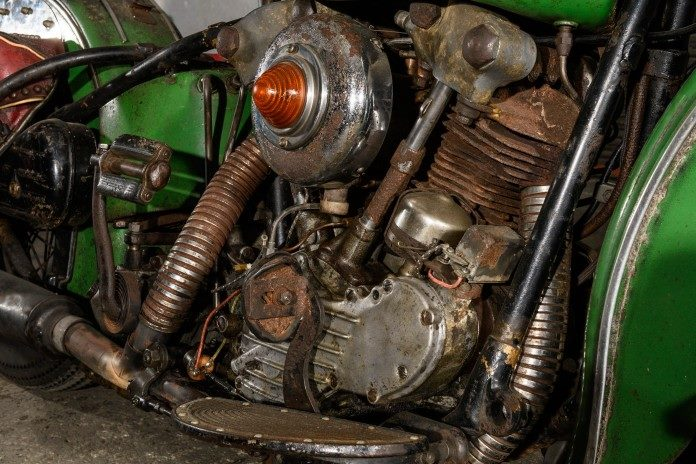 Les vieilles Harley Only (ante 84) du Forum Passion-Harley - Page 39 47130110