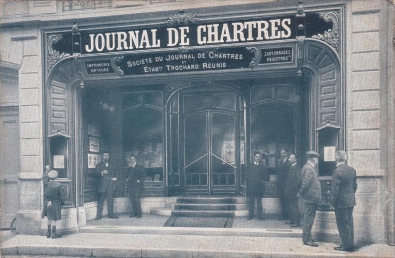 Le journal de Chartres Journa10