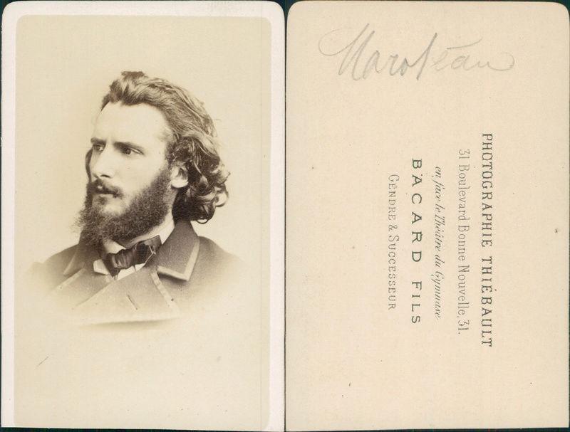 Gustave Louis Maroteau Marote10
