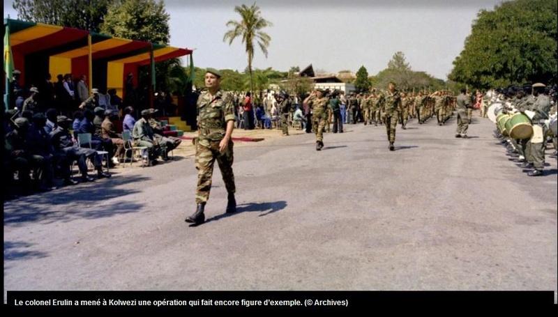 Il y a 40 ans, la Légion s'apprêtait à sauter sur Kolwezi, au Zaïre Colone10