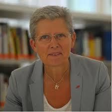 La secrétaire d'Etat auprès du ministère des armées Geneviève Darrieussecqu était de passage à Carcassonne ce lundi Darrie10