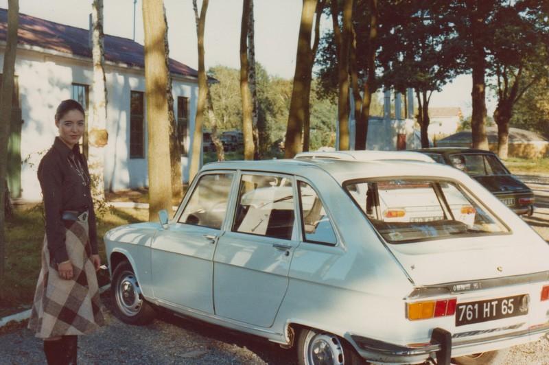 VISITE du Camp d'IDRON en 1974, un premier pas vers l'AMICALE des anciens du 1er RCP en 1979. Numyri15