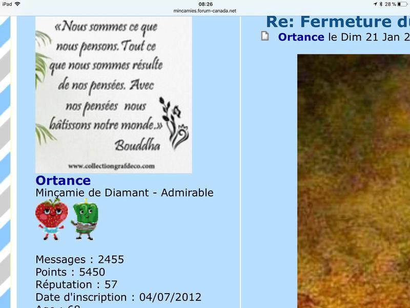 Le Forum des Minçamies d'Ema - Portail D733ca10