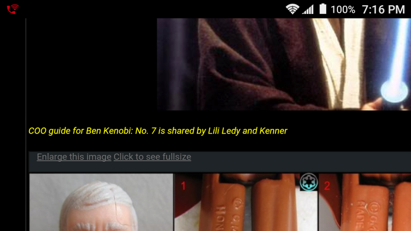 Not So Mysterious Obi Wan (Ben) Kenobi Screen10