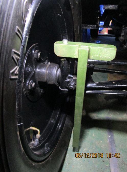 cale fibre entre chassis et ressorts - Page 5 Chasse11