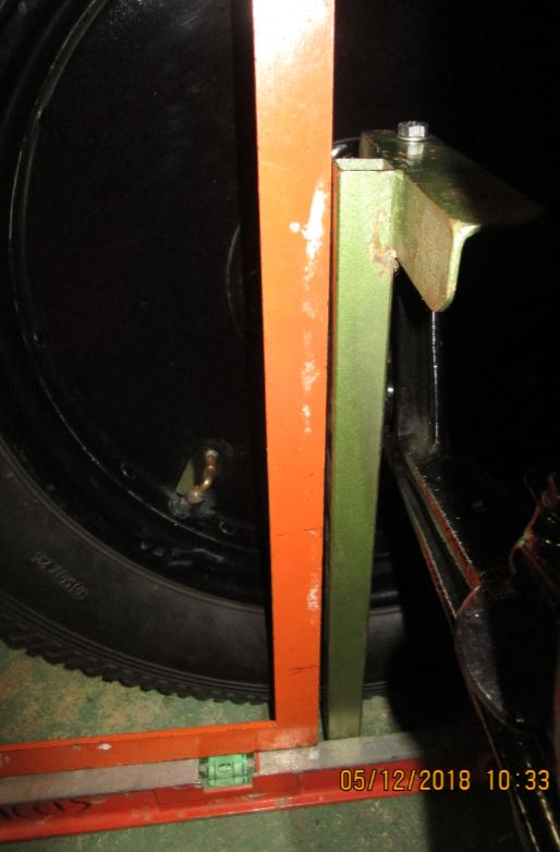cale fibre entre chassis et ressorts - Page 5 Chasse13