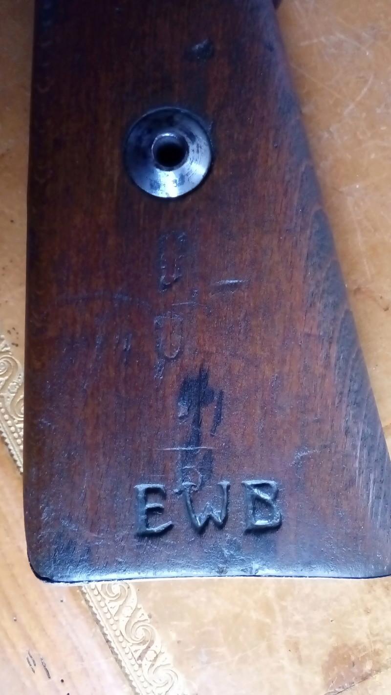 G98 EWB reconditionné : marquage Mauser10