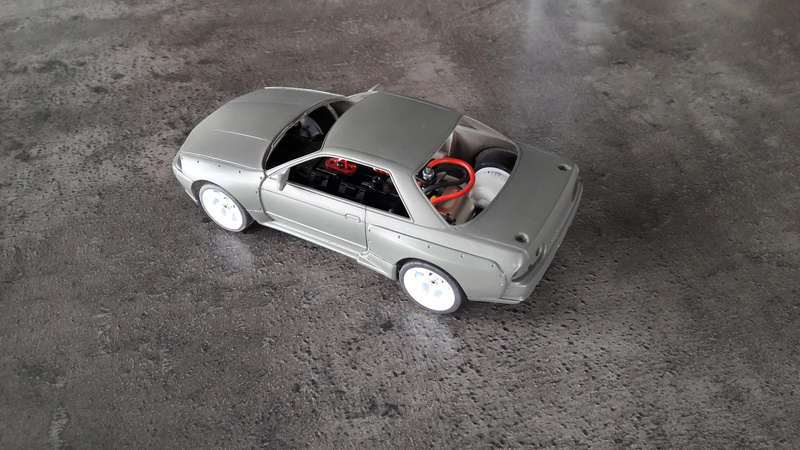 "nissan GT-R 32 ""kuruma"" 15248311"