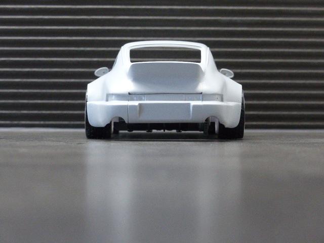 porsche 964 RWB duck tail.  P1110110