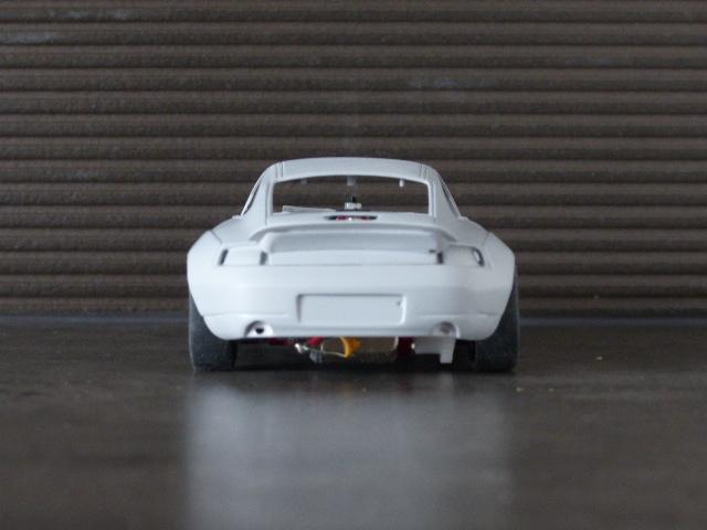 autoscale porsch 911 gt3 rsr (terminée ) P1110249