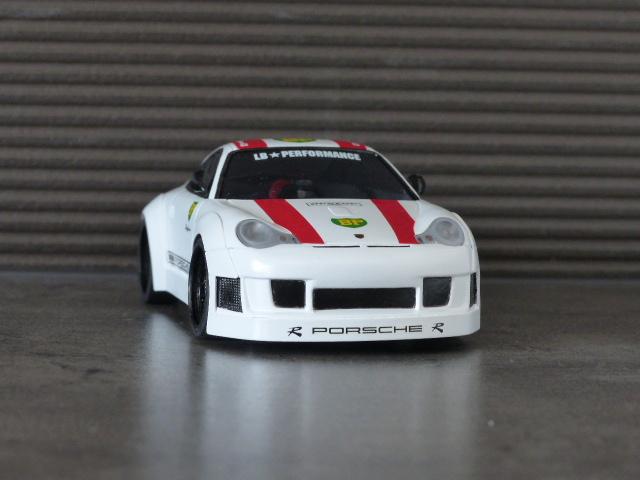 autoscale porsch 911 gt3 rsr (terminée ) P1110260