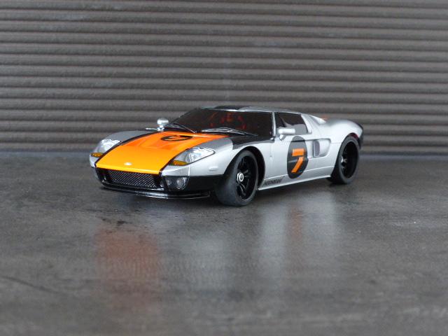 """autoscale Ford GT """"sirman"""" P1110412"""