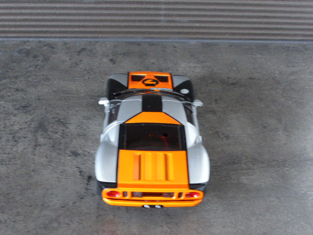 """autoscale Ford GT """"sirman"""" P1110414"""