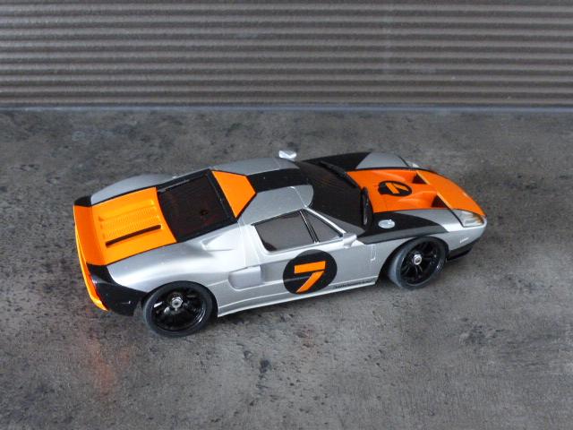 """autoscale Ford GT """"sirman"""" P1110415"""