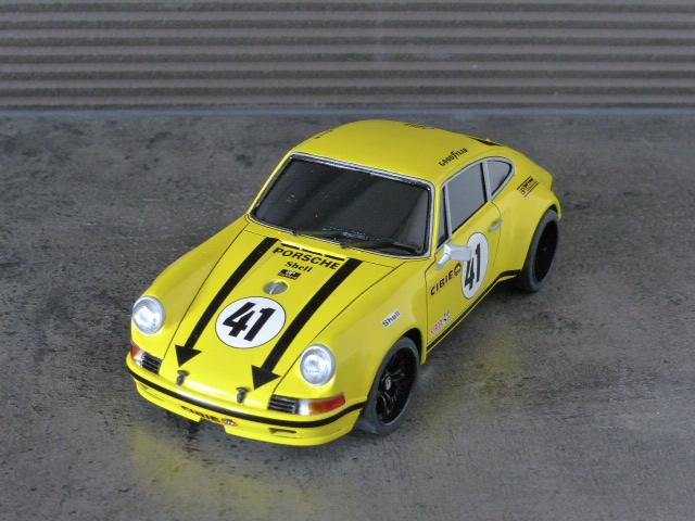 """porsche 911 S/T 72 """"le mans réplica"""" P1110420"""