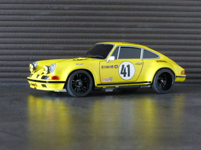 carro porsche 911 94 mm vendue P1110427