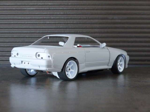 "nissan GT-R 32 ""kuruma"" P1110430"