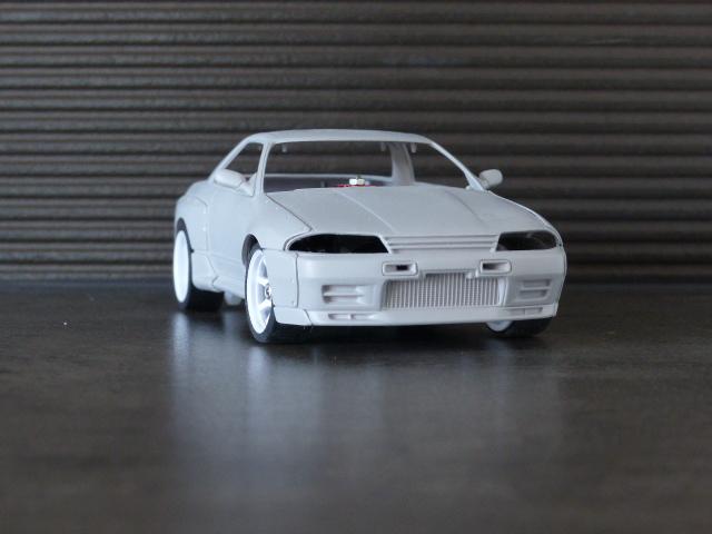 "nissan GT-R 32 ""kuruma"" P1110433"