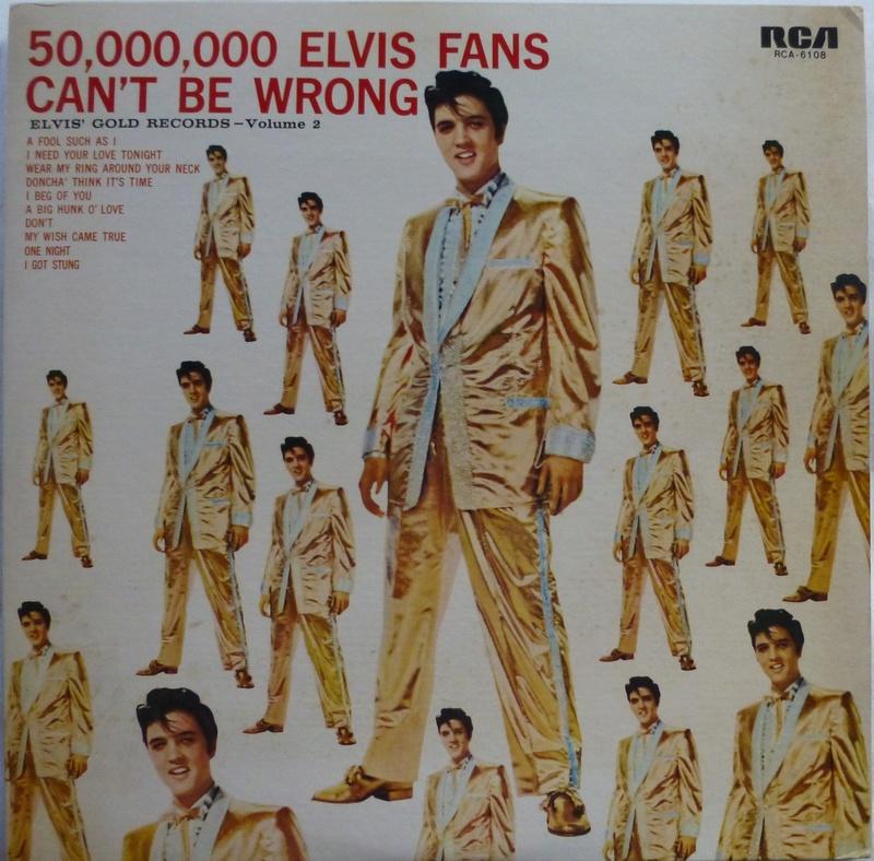 ELVIS' GOLDEN RECORDS VOL. 2 112