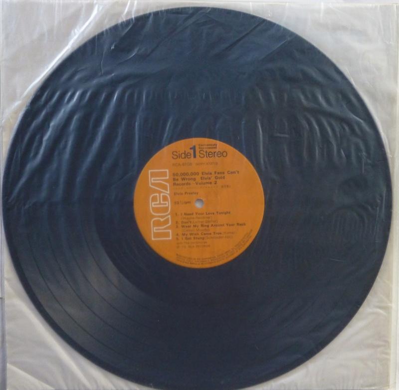 ELVIS' GOLDEN RECORDS VOL. 2 1b10
