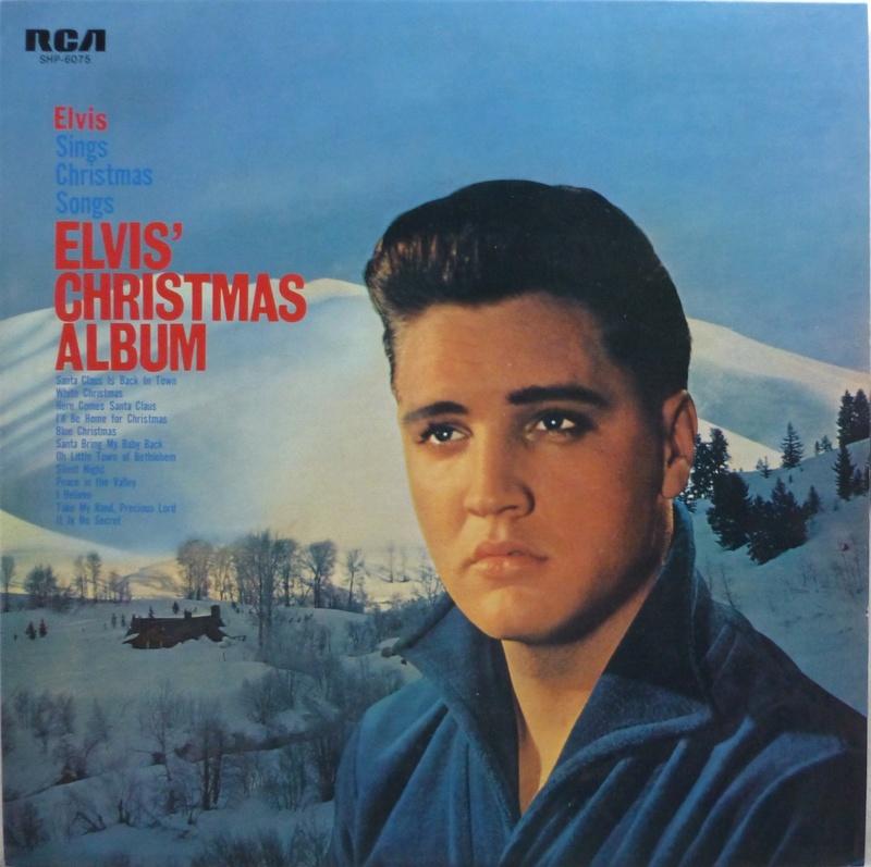 ELVIS' CHRISTMAS ALBUM Elvis_13