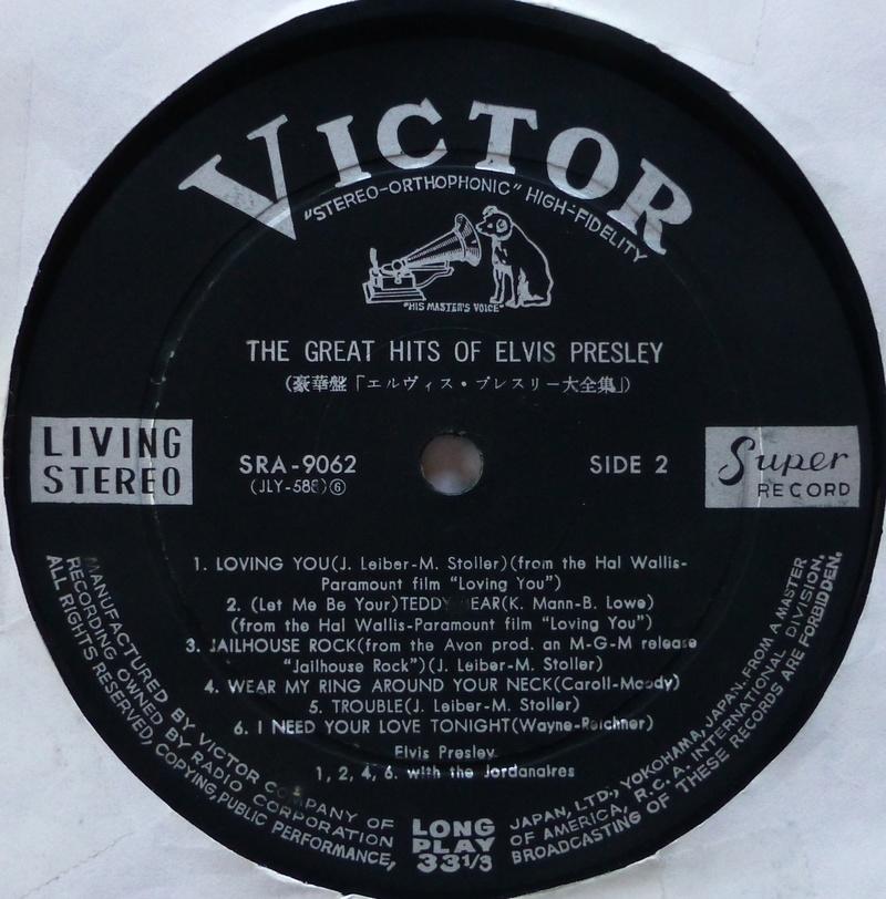 Presley - THE GREAT HITS OF ELVIS PRESLEY Elvis_69