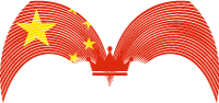 Chinese Stock flag