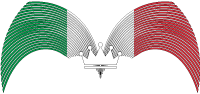 Italian Stock flag