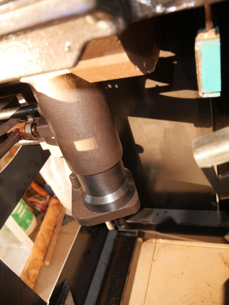 Rénovation Toupie Scie Hammer B3 01000911