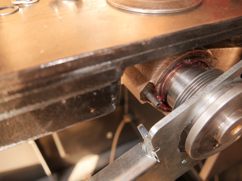 Rénovation Toupie Scie Hammer B3 01000914
