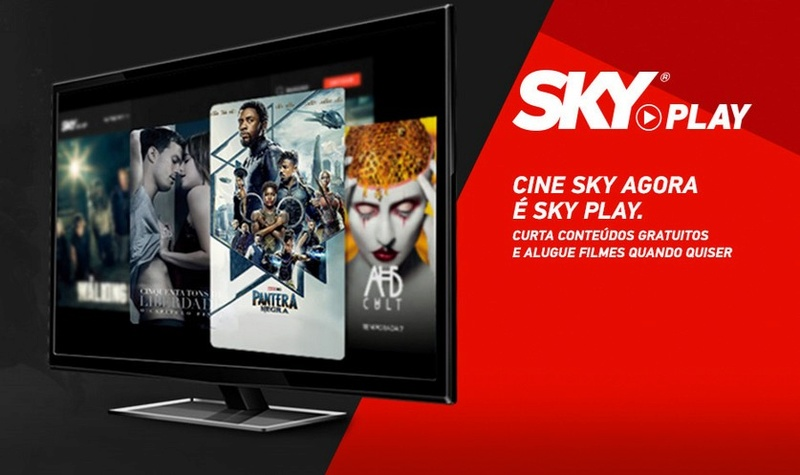 SKY lança plataforma SKY Play Screen20