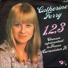 CATHERINE FERRY R-703210