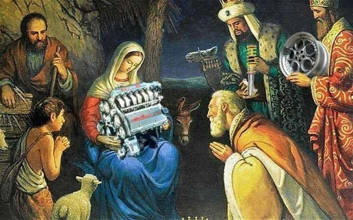 Une prière à Saint Busso pour Noël San_bu10