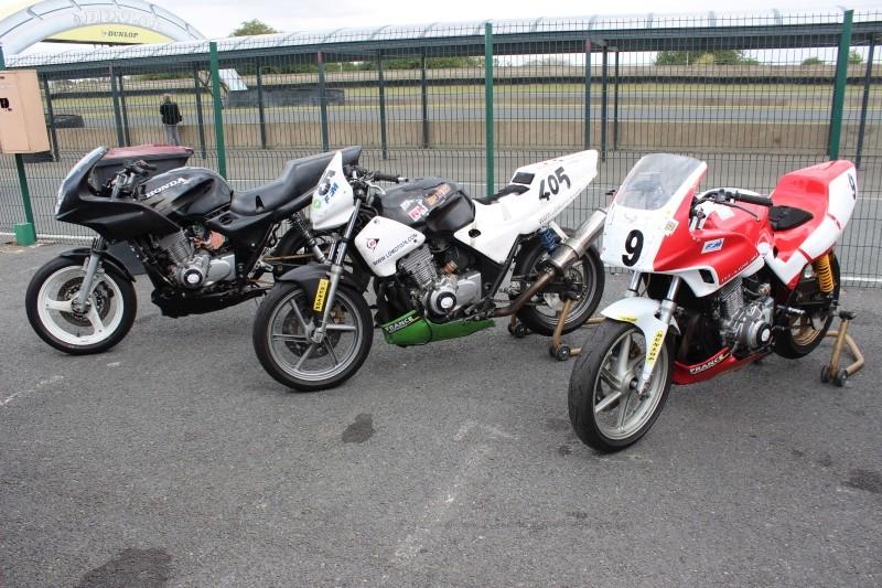 Montage de deux 500 CB pour la Vitesse en Moto Ancienne Ph01_i10