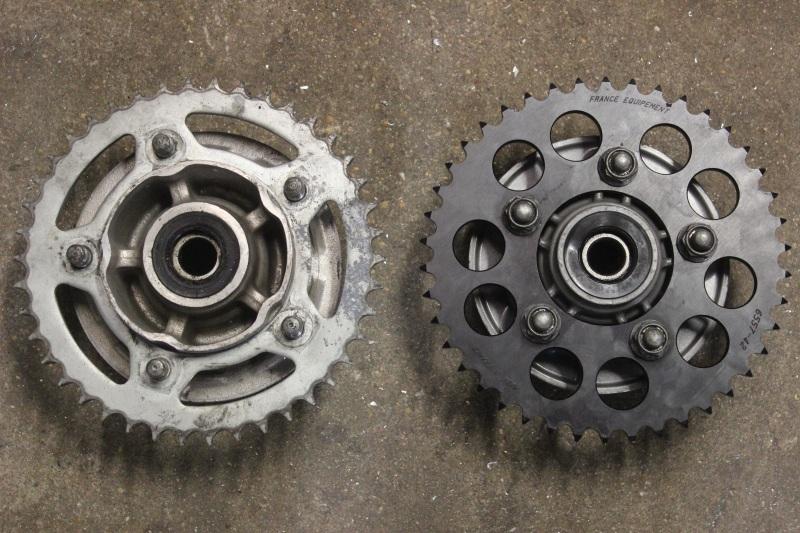 Montage de deux 500 CB pour la Vitesse en Moto Ancienne Ph04_i10