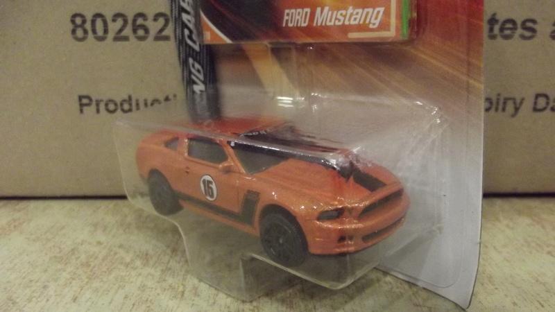N°204A Ford Mustang Boss Dscf2510