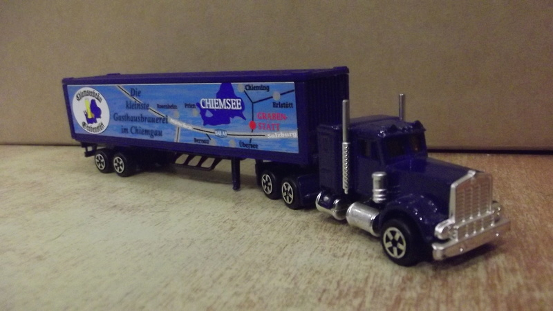 N°604 Kenworth W900 + Semi Container Dscf2528