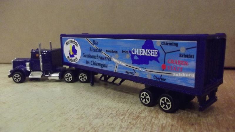N°604 Kenworth W900 + Semi Container Dscf2529