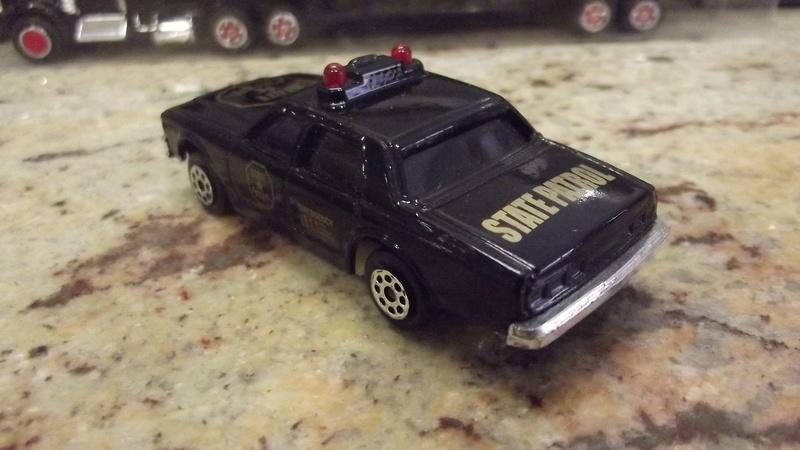 N°2309 chevrolet impala police Dscf3310