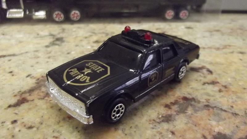N°2309 chevrolet impala police Dscf3311