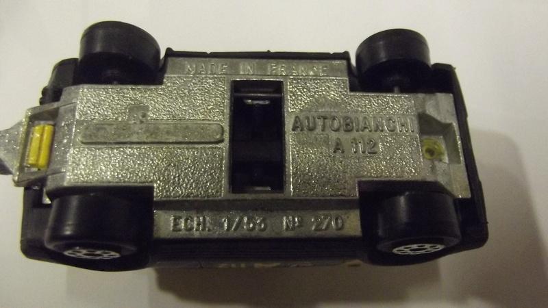 Nº270 Autobianchi A112 Dscf3355