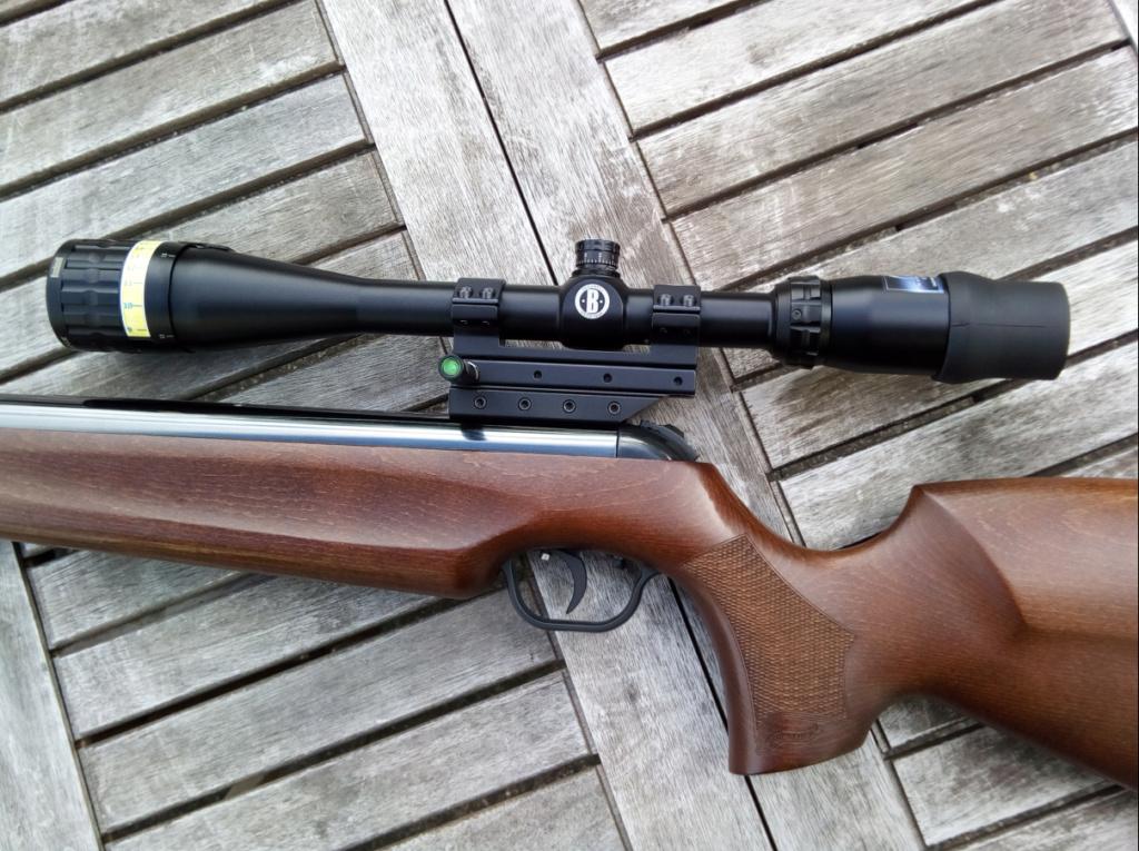 conformation carabine Captur63