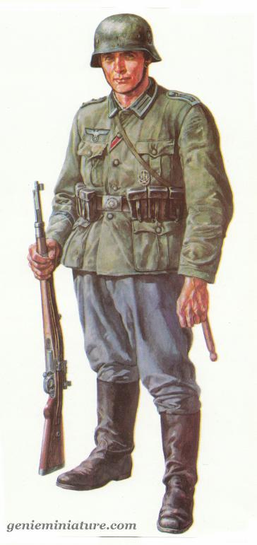 Différence de couleur uniforme Allemand Grossd10