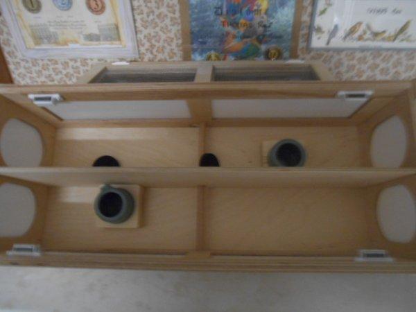 Les cageots pour le Mondial de Cesena  32679112
