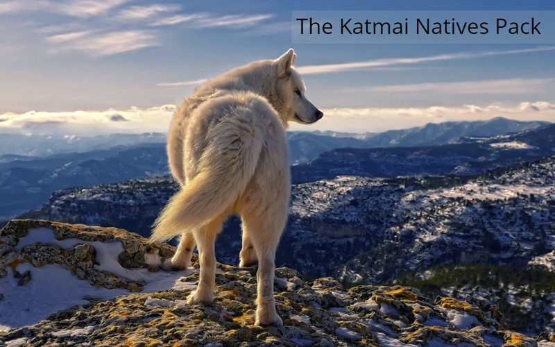 The Katmai Natives Pack