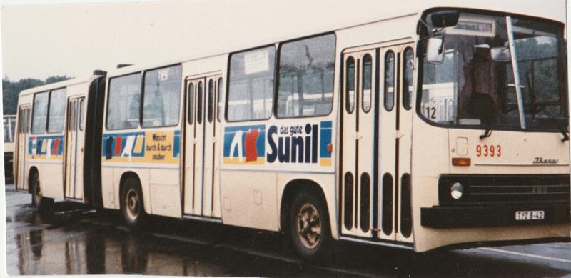 Ikarus 280.02 von Vector-Models Bus_we11
