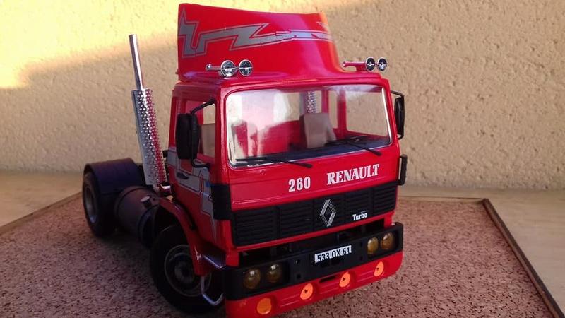 Renautl G 260 au 1/24ème Heller  31944911