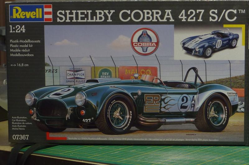 ac cobra 427s/c 00210