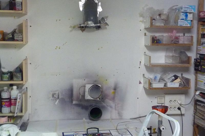cabine de peinture  00312